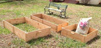 Raised Bed Garden Planters